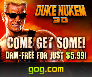 Buy Duke Nukem 3D from GOG.com!