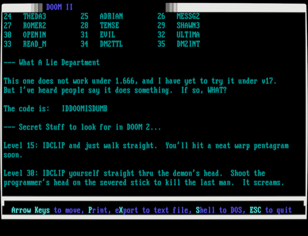 CRT screen imitation in DOSBox - Duke4 net Forums
